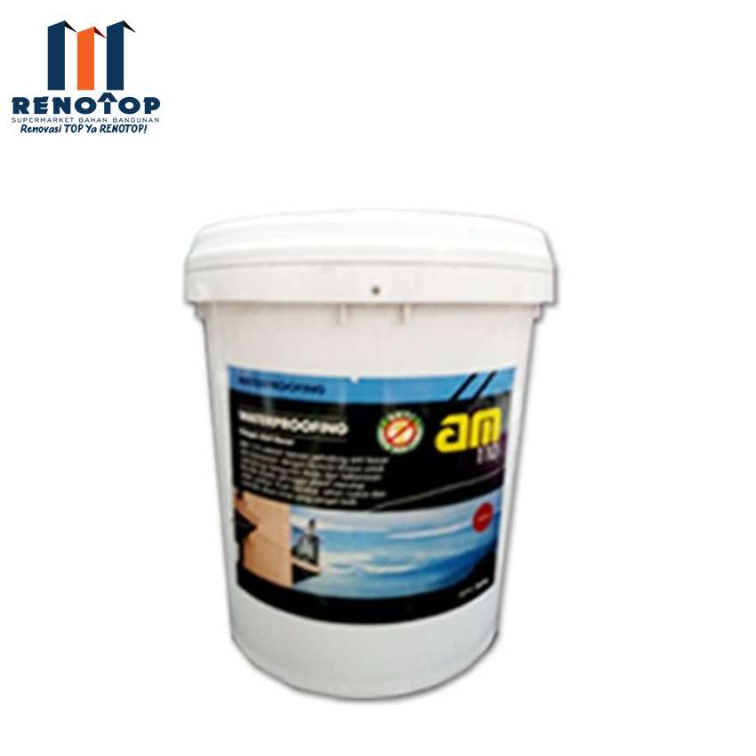 Image AM 110 Waterproofing 20 Kg Pail ALL COLOUR