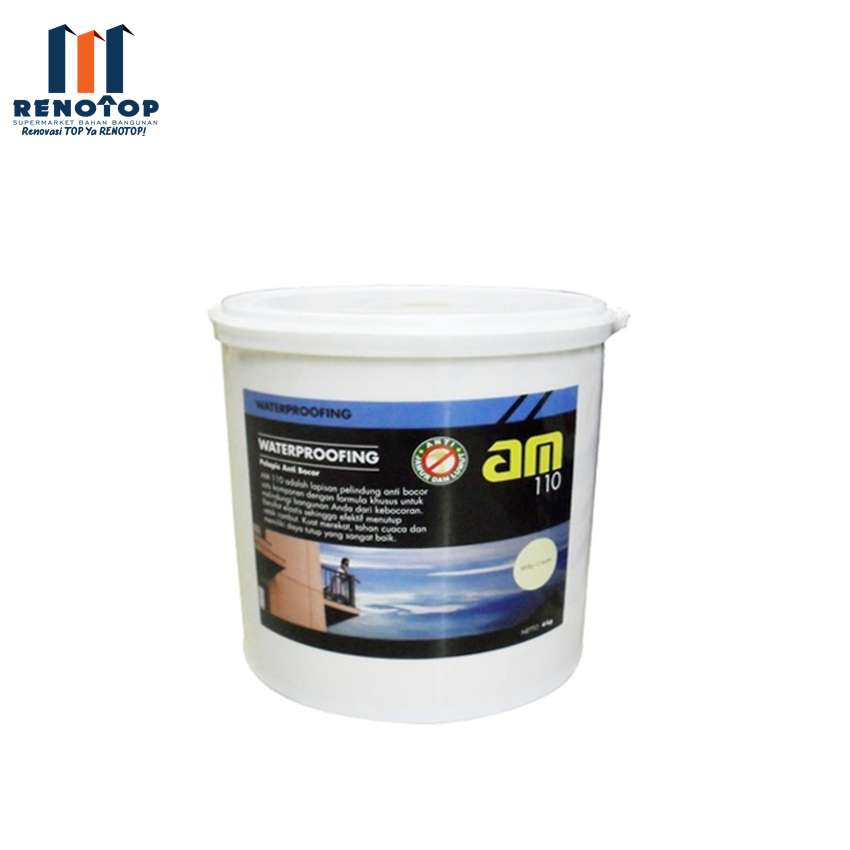 Image AM 110 Waterproofing 4 Kg Galon ALL COLOUR