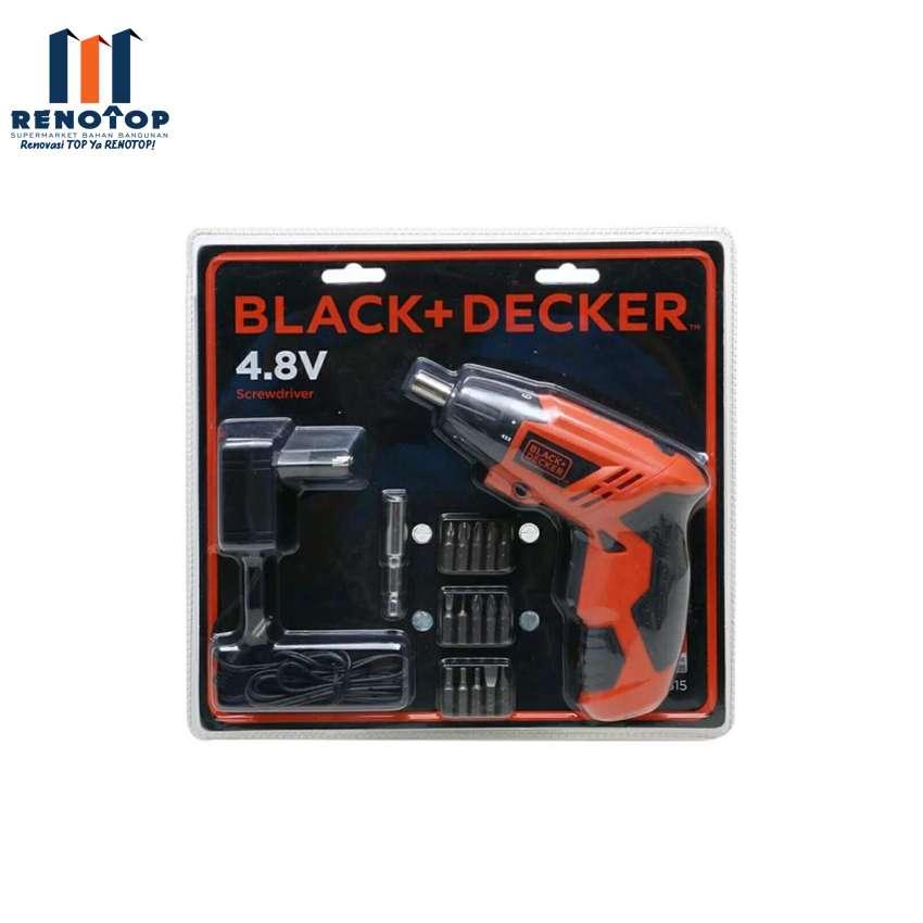 Image BLACK&DECKER 4.8V Screwdriver