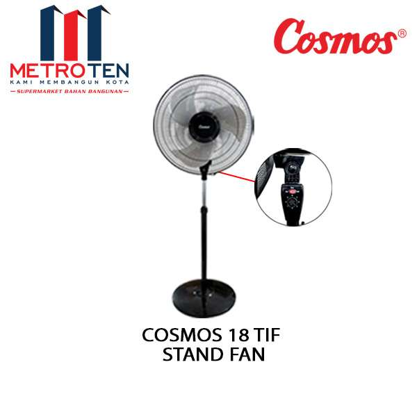 Image COSMOS 18 TIF STAND FAN