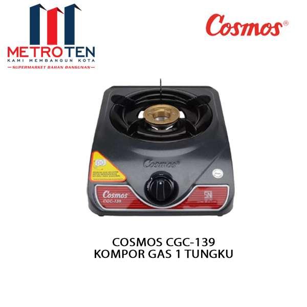 Image COSMOS CGC-139 KOMPOR GAS 1 TUNGKU