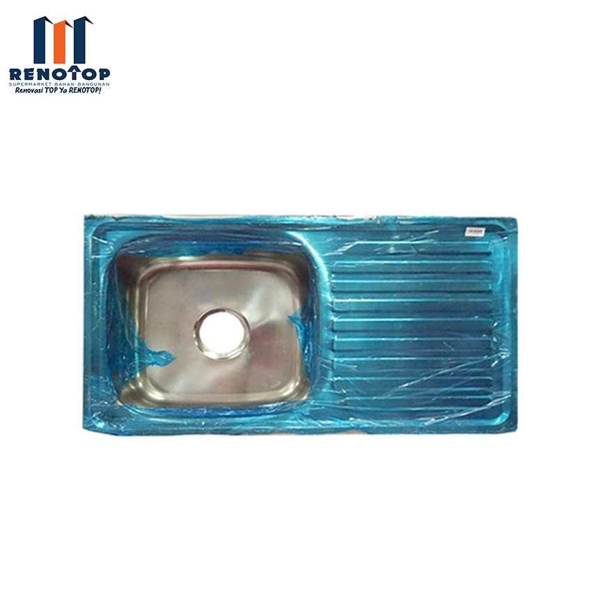 Image Filtra Sink FA 1101 75x40x14cm Kitchen Sink Bak Cuci Piring