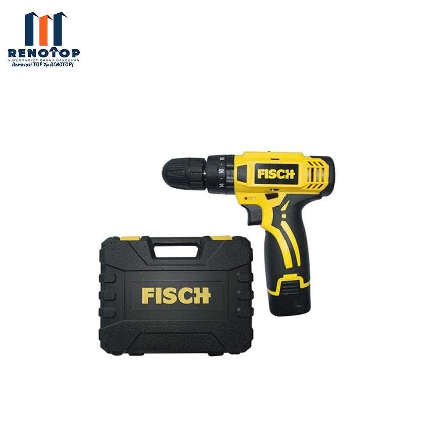 Image FISCH Mesin Bor TD-7180 IMPACT CORDLESS D