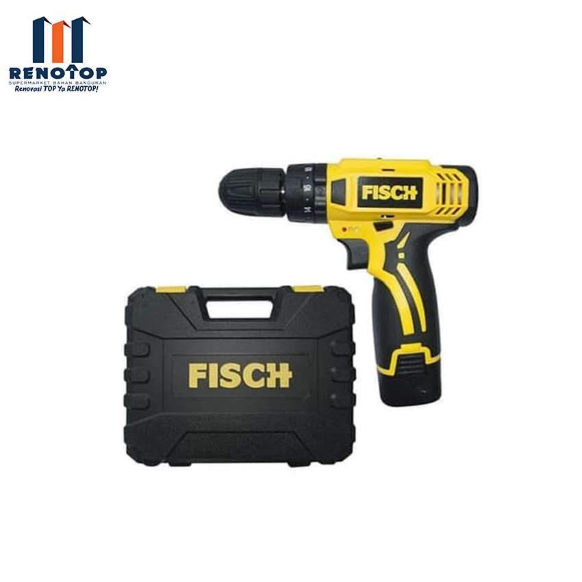 Image FISCH TD-7180 IMPACT CORDLESS DRILL