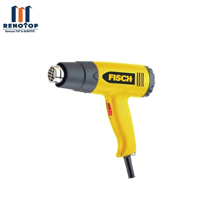 Image FISCH TH 863000 HEAT GUN