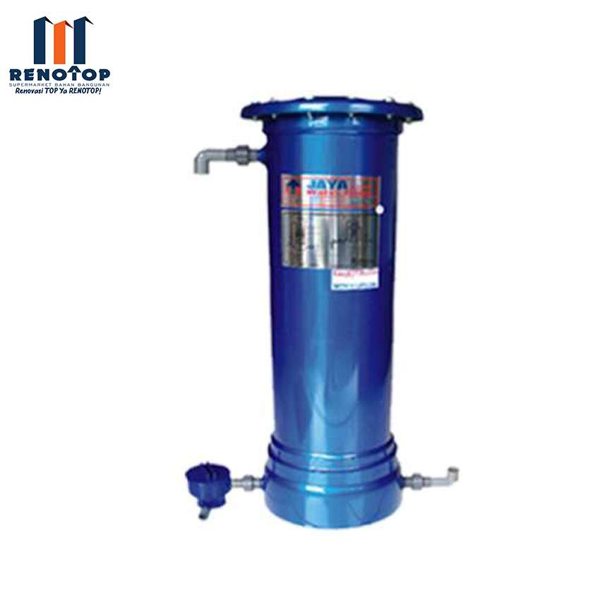 Image JAYA FRESH (JO) WATER FILTER JF 8 P/8 INC (3 BAR)