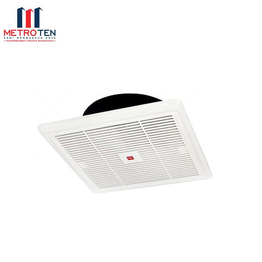 "Image KDK EXHAUST FAN 10"" PLAFON/CEILING MOUNT"