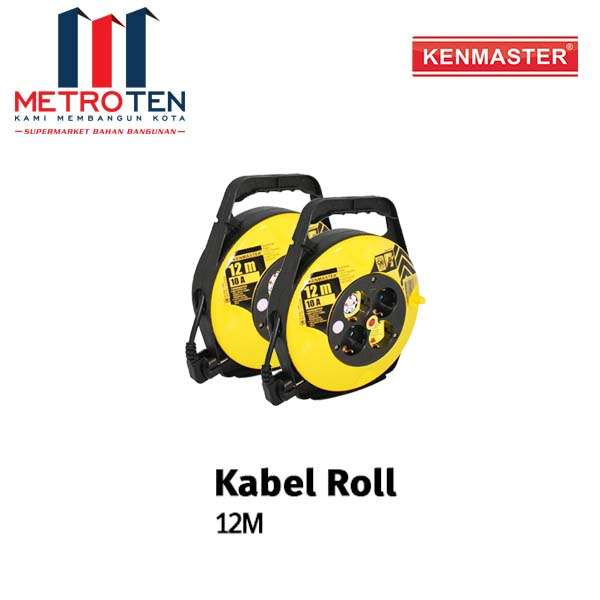 KENMASTER CABLE ROLL 12m photo