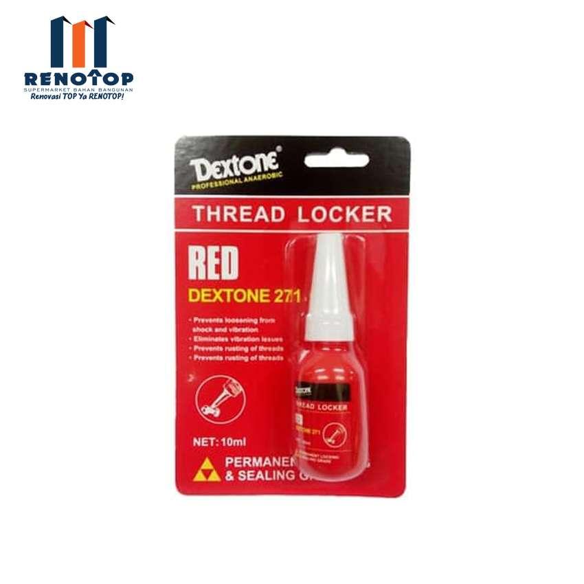 Image Lem Dextone Red Thread Locker 271