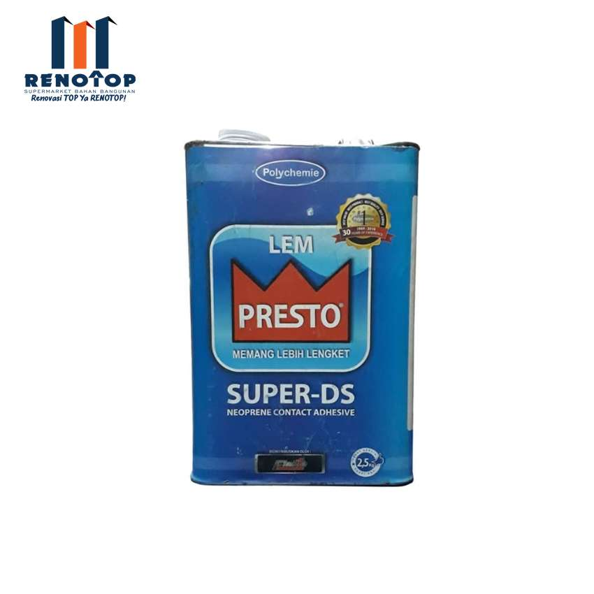 Image Lem PRESTO Super DS Galon 2.5 Kg