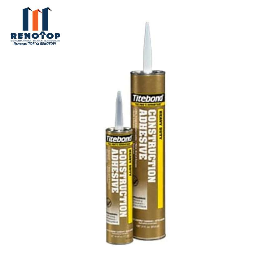 Image Lem Titebond Heavy Duty Construction Adhesive Cartridge 296 ml