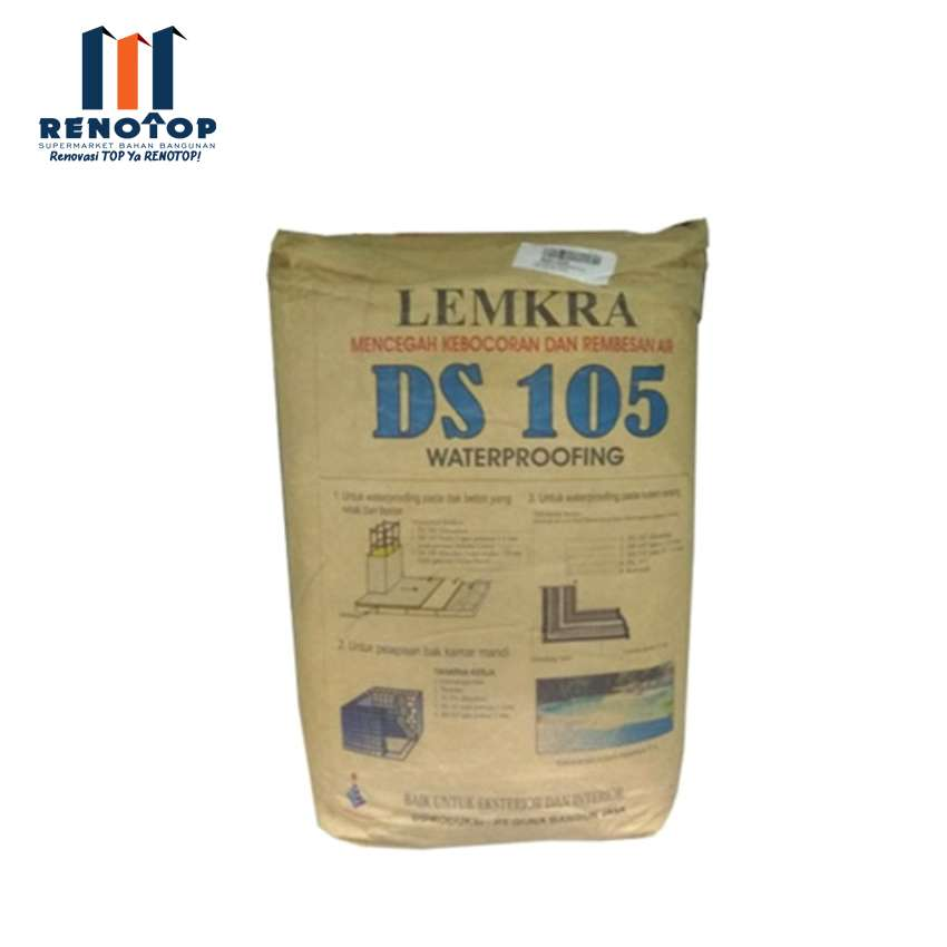 Image LEMKRA DS 105 Grey 5Kg Waterproofing Base