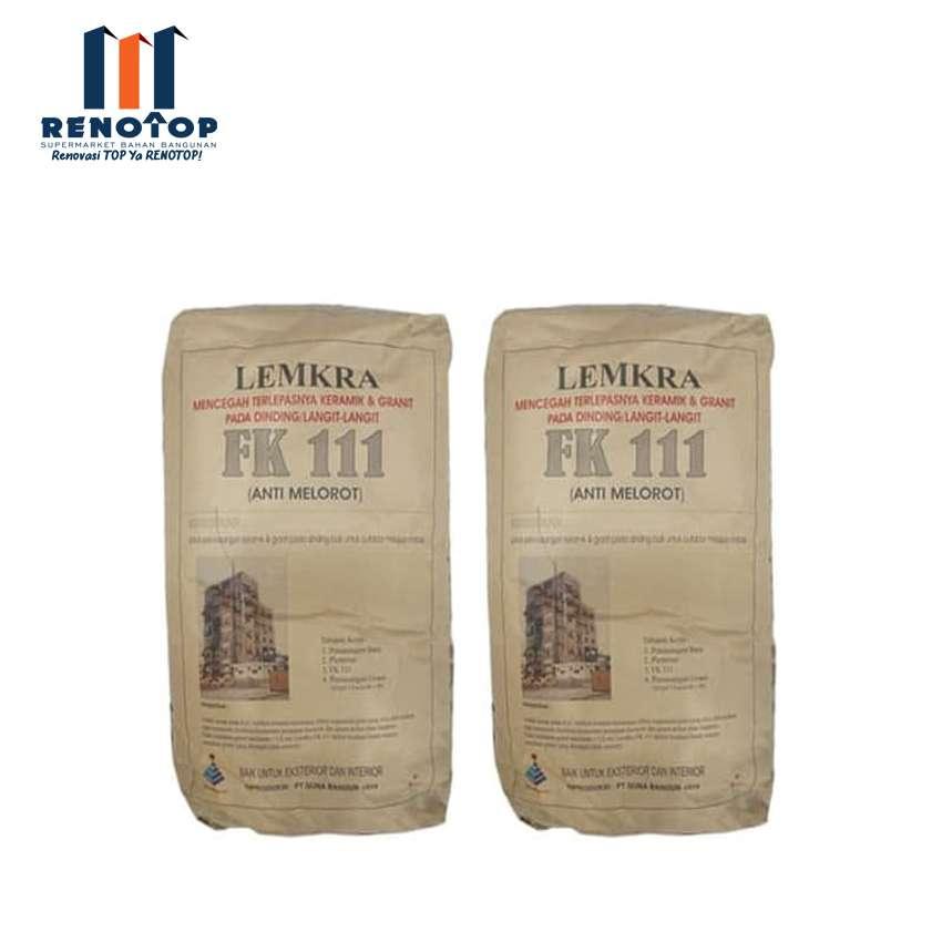Image LEMKRA FK 111 GREY 30KG MORTARFLEX KG