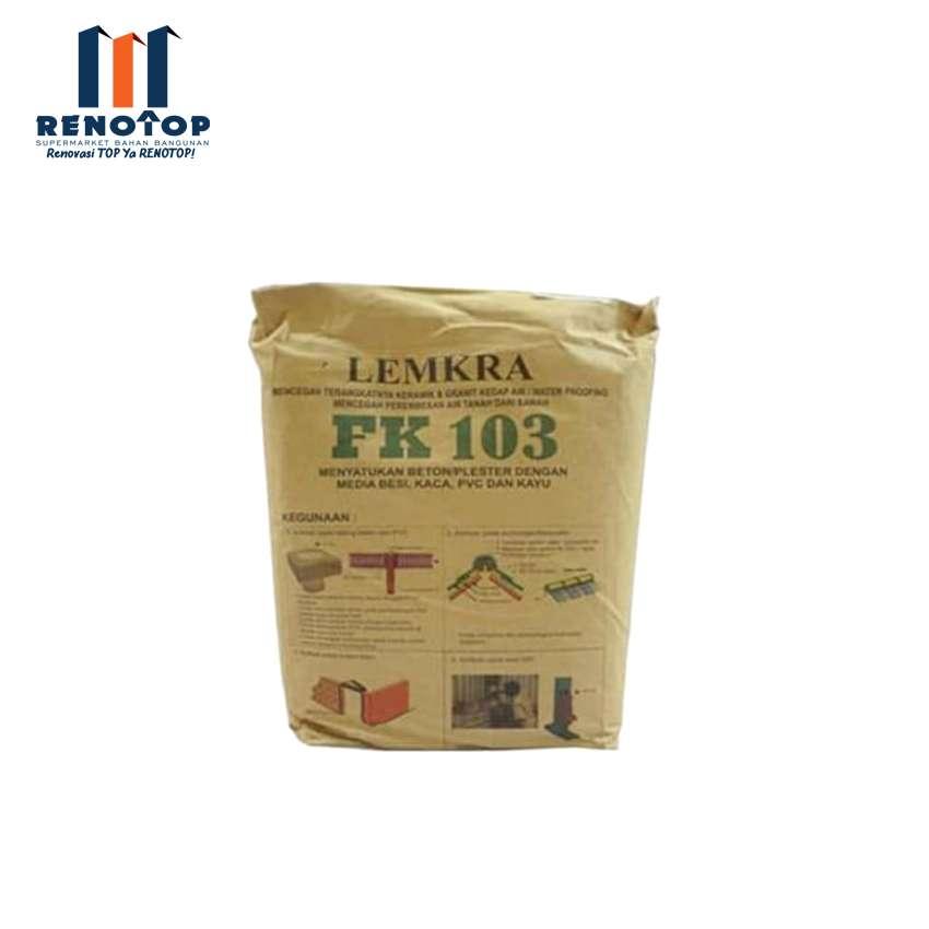 Image LEMKRA Waterproofing Amflex FK 103 Grey 5Kg