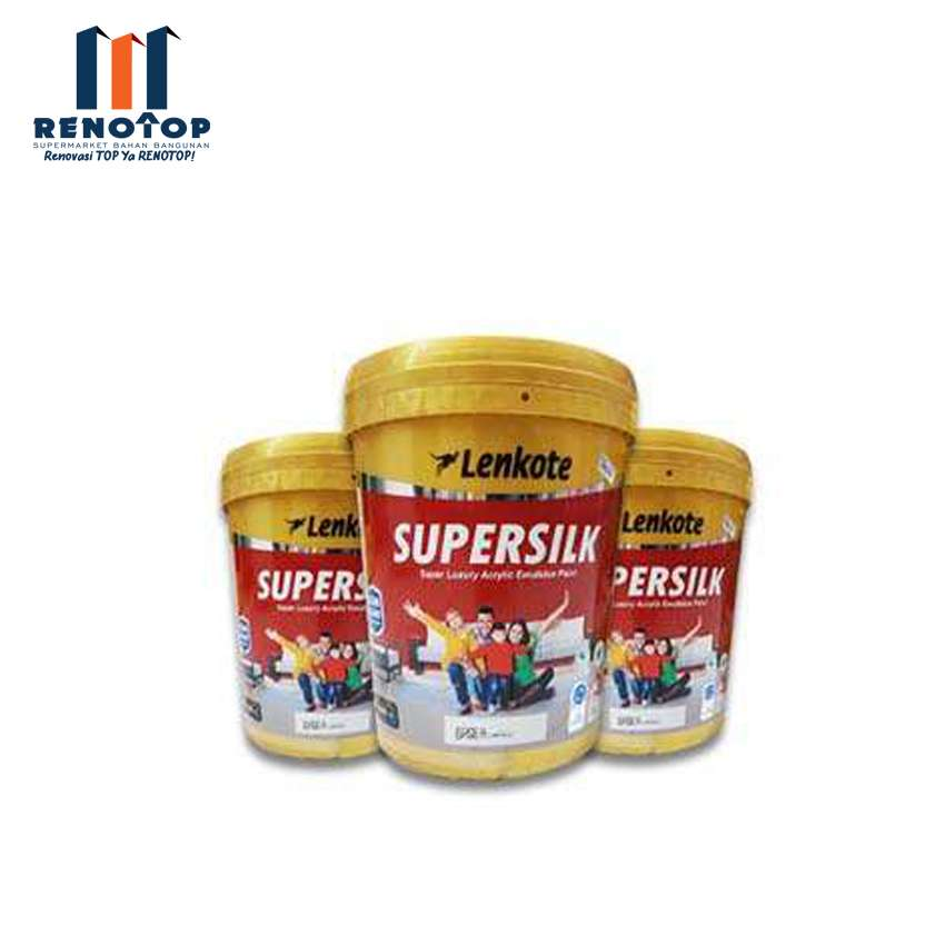 Image LENKOTE SUPERSILK 20 LT SUPER WHITE