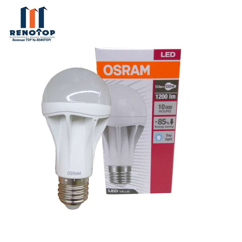 Image OSRAM LED STAR CLASSIC A60 9.5W - 865 WH