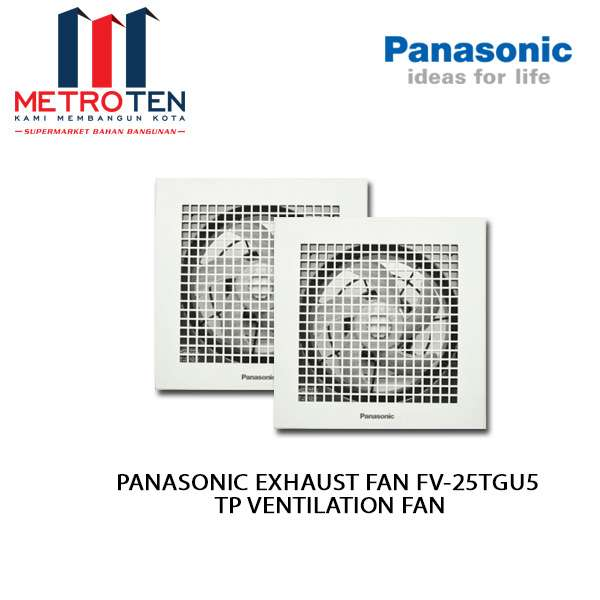 PANASONIC EXHAUST FAN FV-25TGU5 TP VENTILATION FAN photo