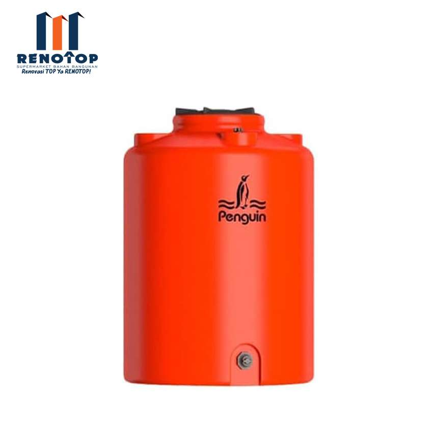 Image PENGUIN (BSR) WATER TANK TB 70 (ORANGE)650 LT