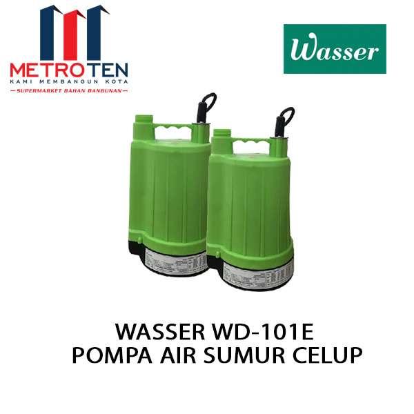 Image WASSER WD-101E POMPA AIR SUMUR CELUP PCS