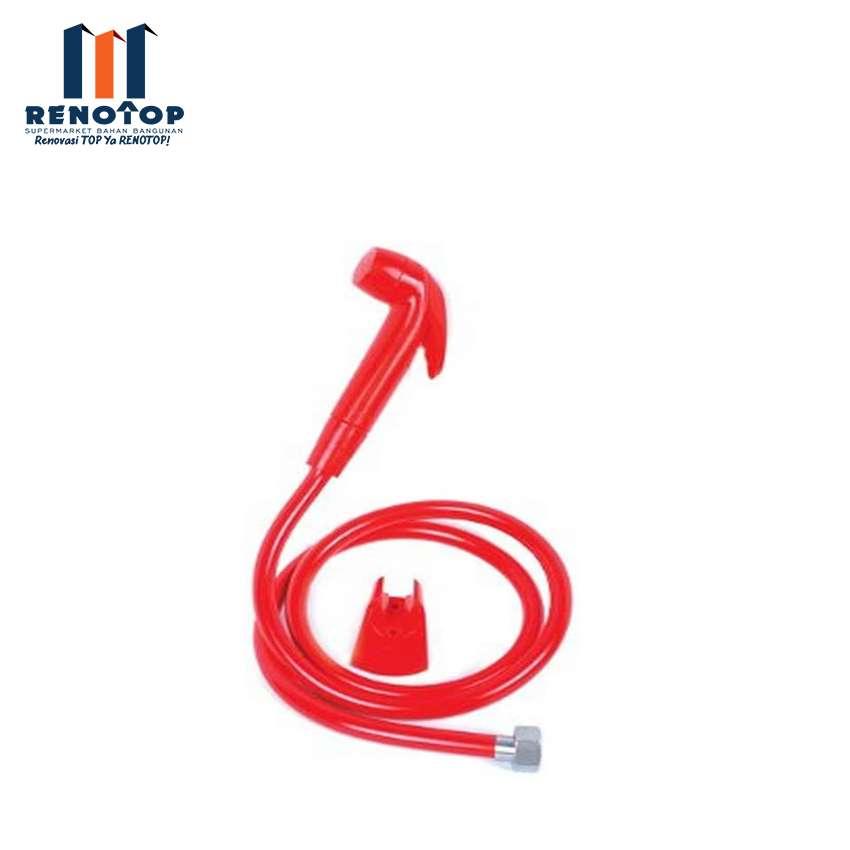 Image WASSER WS-100 POP RED JET SHOWER